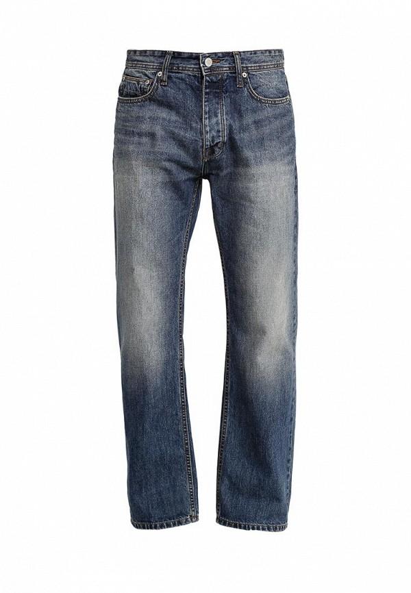 Мужские широкие и расклешенные джинсы Burton Menswear London 12R04JBLU: изображение 1