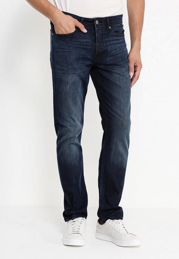 Зауженные джинсы Burton Menswear London 12S02JBLU: изображение 3