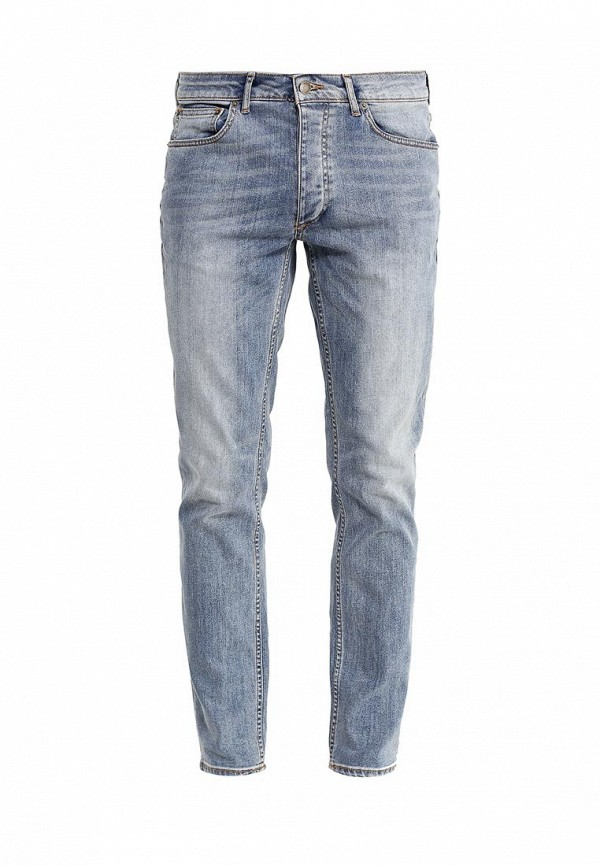 Зауженные джинсы Burton Menswear London 12S06JBLU: изображение 1