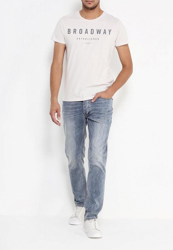 Зауженные джинсы Burton Menswear London 12S06JBLU: изображение 2