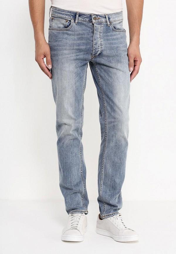 Зауженные джинсы Burton Menswear London 12S06JBLU: изображение 3