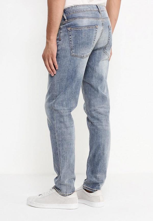 Зауженные джинсы Burton Menswear London 12S06JBLU: изображение 4