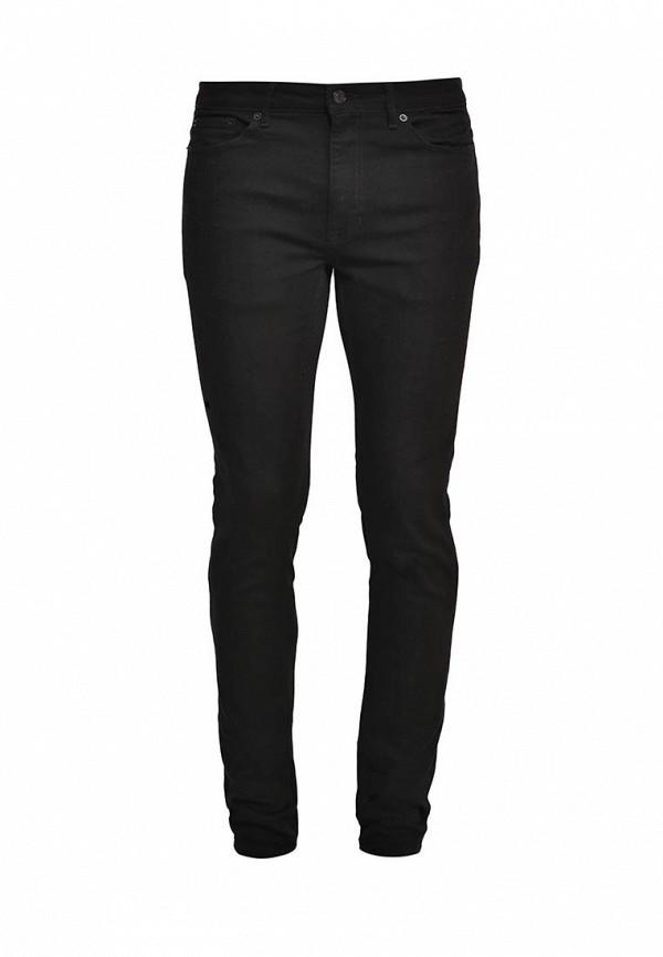 Зауженные джинсы Burton Menswear London 12S08IBLK: изображение 1