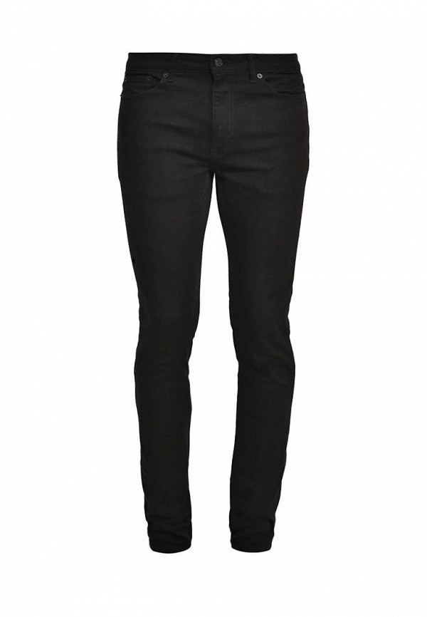 Зауженные джинсы Burton Menswear London 12S08IBLK: изображение 2