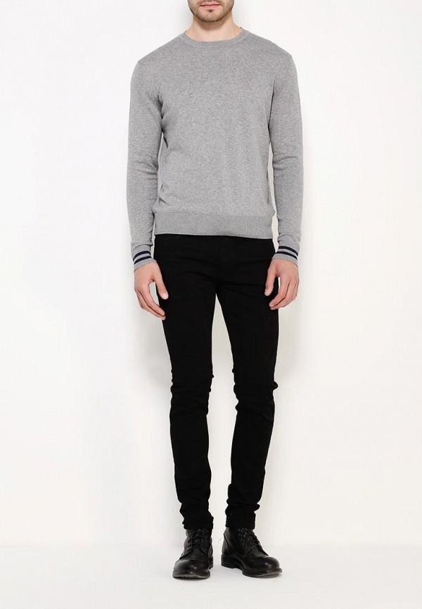 Зауженные джинсы Burton Menswear London 12S08IBLK: изображение 3