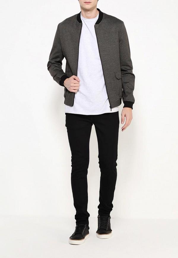 Зауженные джинсы Burton Menswear London 12S35IBLK: изображение 2