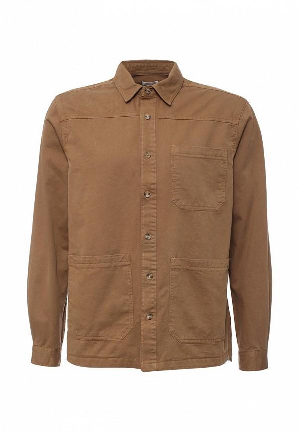 Рубашка с длинным рукавом Burton Menswear London 22H03JNAT: изображение 1
