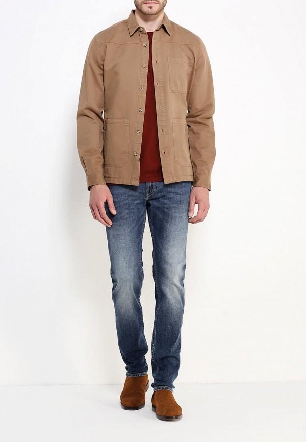 Рубашка с длинным рукавом Burton Menswear London 22H03JNAT: изображение 2
