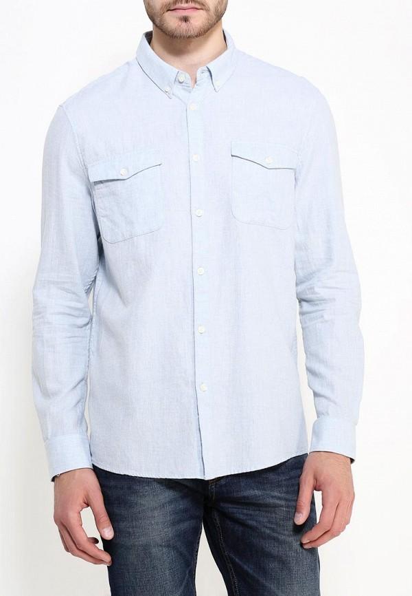 Рубашка с длинным рукавом Burton Menswear London 22L01JBLU: изображение 3