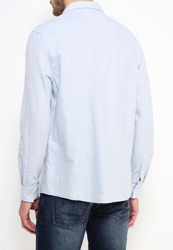 Рубашка с длинным рукавом Burton Menswear London 22L01JBLU: изображение 4