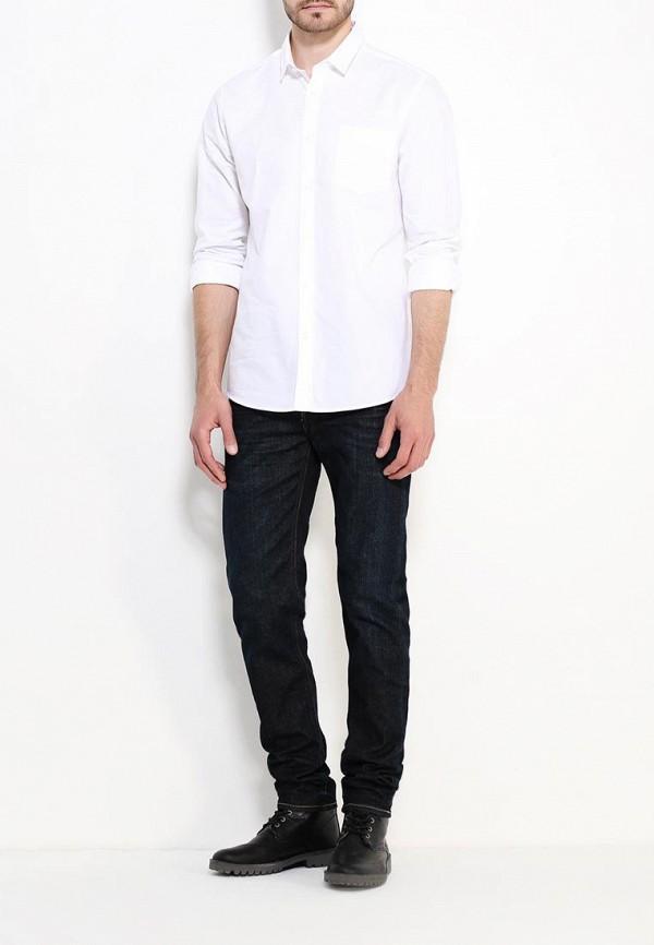 Рубашка с длинным рукавом Burton Menswear London 22P03JWHT: изображение 2