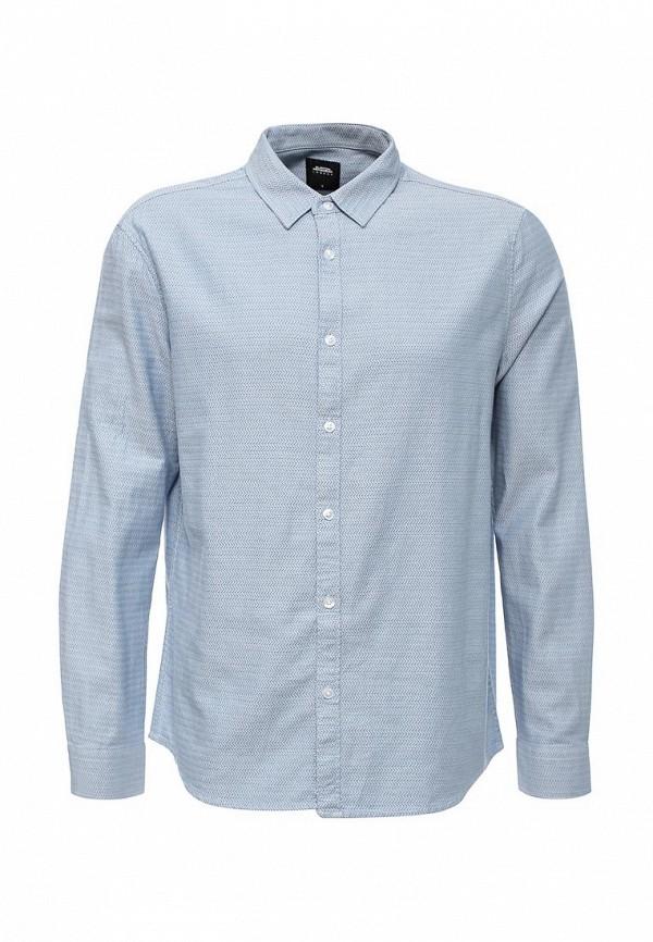 Рубашка с длинным рукавом Burton Menswear London 22T07JBLU: изображение 1