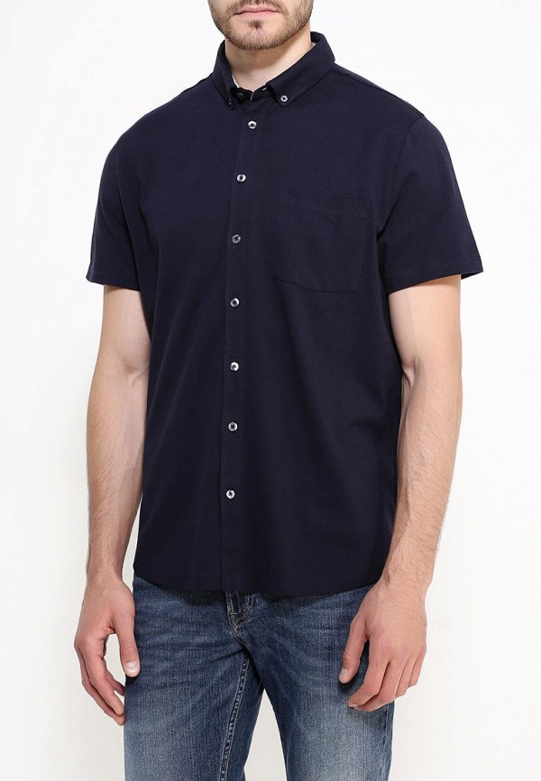 Рубашка с коротким рукавом Burton Menswear London 45J01JNVY: изображение 3