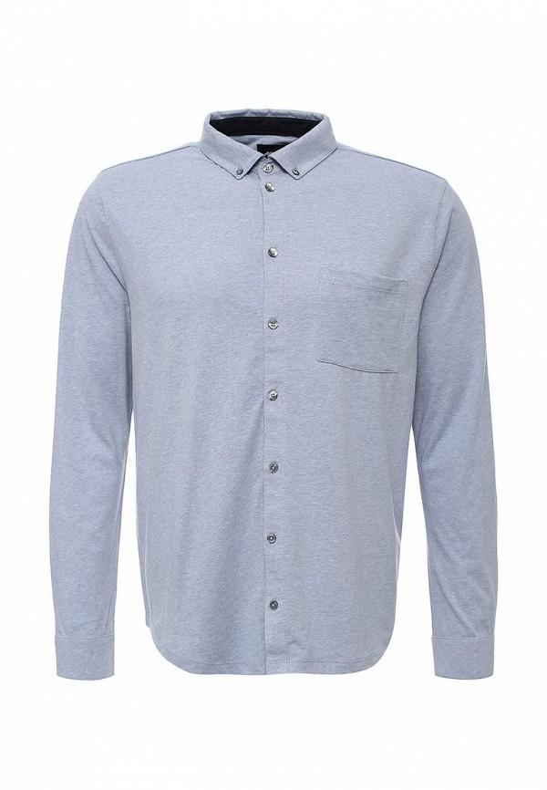 Рубашка с длинным рукавом Burton Menswear London 45J06IBLU