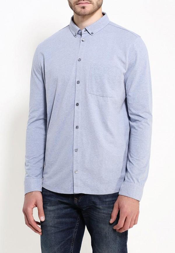 Рубашка с длинным рукавом Burton Menswear London 45J06IBLU: изображение 3