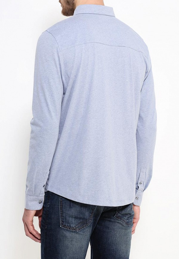 Рубашка с длинным рукавом Burton Menswear London 45J06IBLU: изображение 4