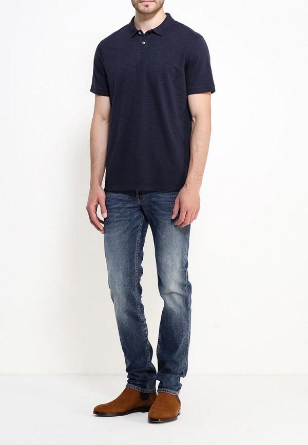 Мужские поло Burton Menswear London 45J14INVY: изображение 2