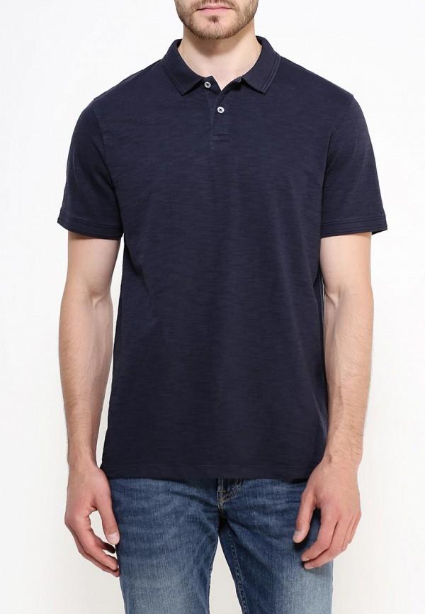 Мужские поло Burton Menswear London 45J14INVY: изображение 3