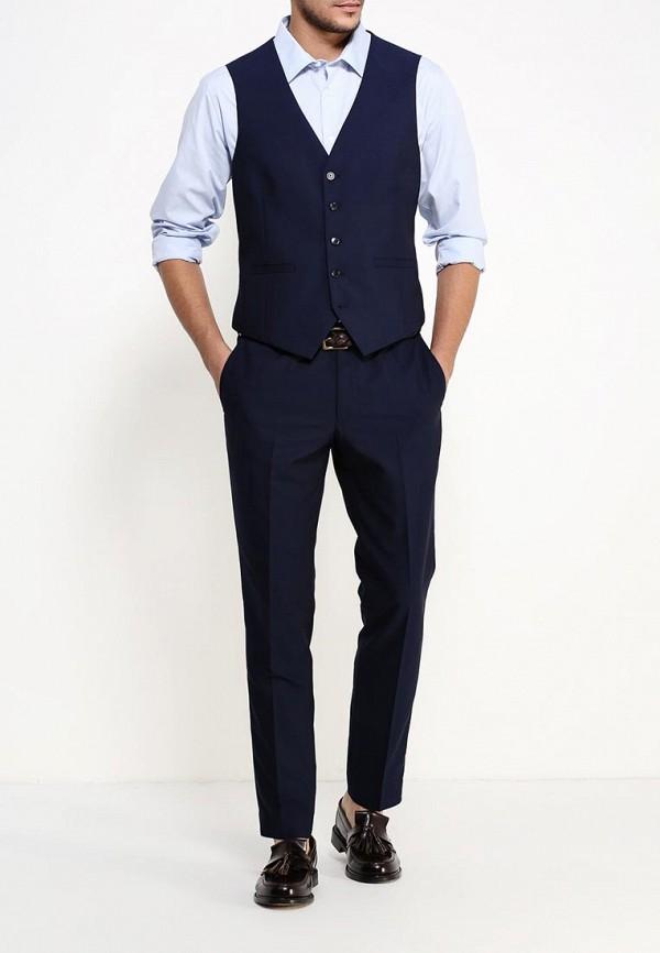 Мужские классические брюки Burton Menswear London 02K05INVY: изображение 2