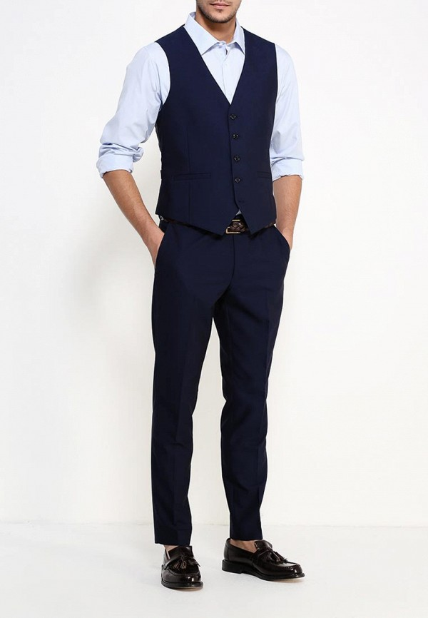Жилет Burton Menswear London 02K06INVY: изображение 2