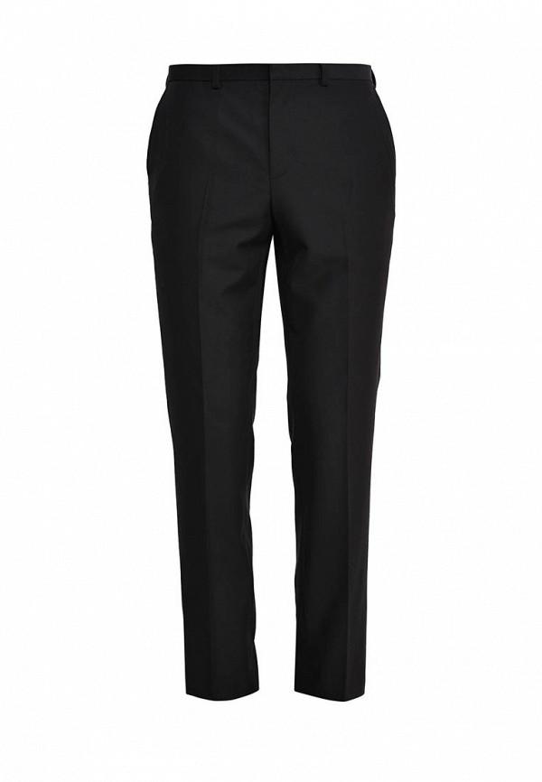 Мужские классические брюки Burton Menswear London 02S02IBLK: изображение 1