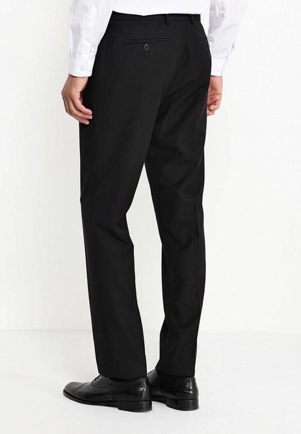 Мужские классические брюки Burton Menswear London 02S02IBLK: изображение 4