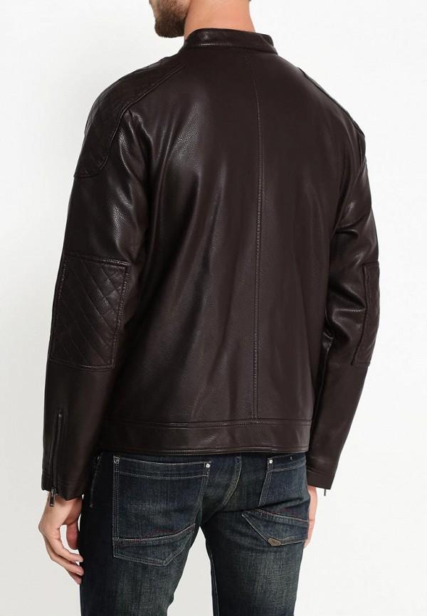 Кожаная куртка Burton Menswear London 06L01JBRN: изображение 5