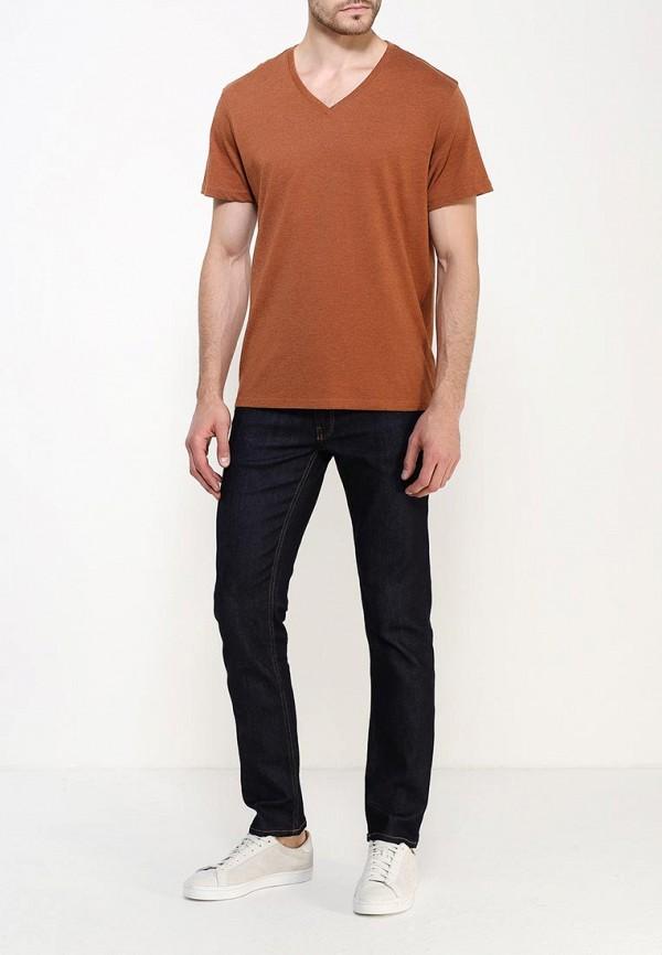 Зауженные джинсы Burton Menswear London 12S17JBLU: изображение 2
