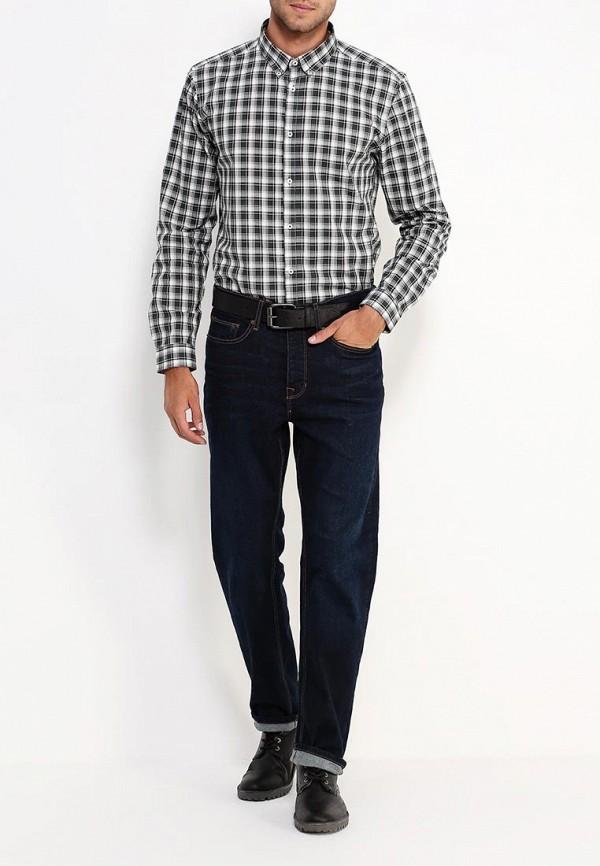Мужские прямые джинсы Burton Menswear London 12T03JBLU: изображение 2