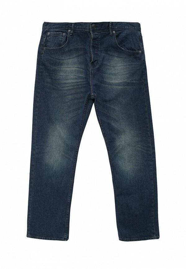 Мужские прямые джинсы Burton Menswear London 12T07JBLU: изображение 1