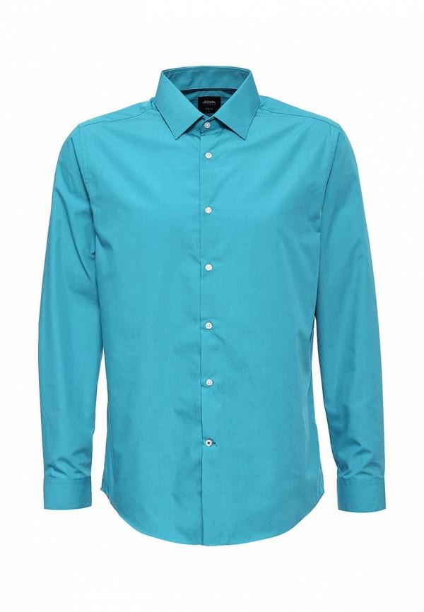 Рубашка с длинным рукавом Burton Menswear London 19B11IBLU