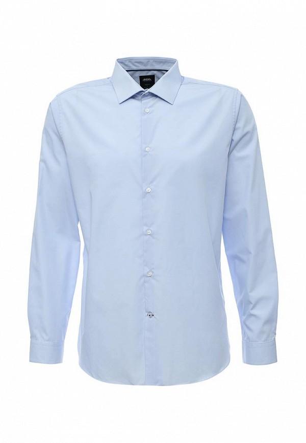 Рубашка с длинным рукавом Burton Menswear London 19E07JBLU: изображение 1