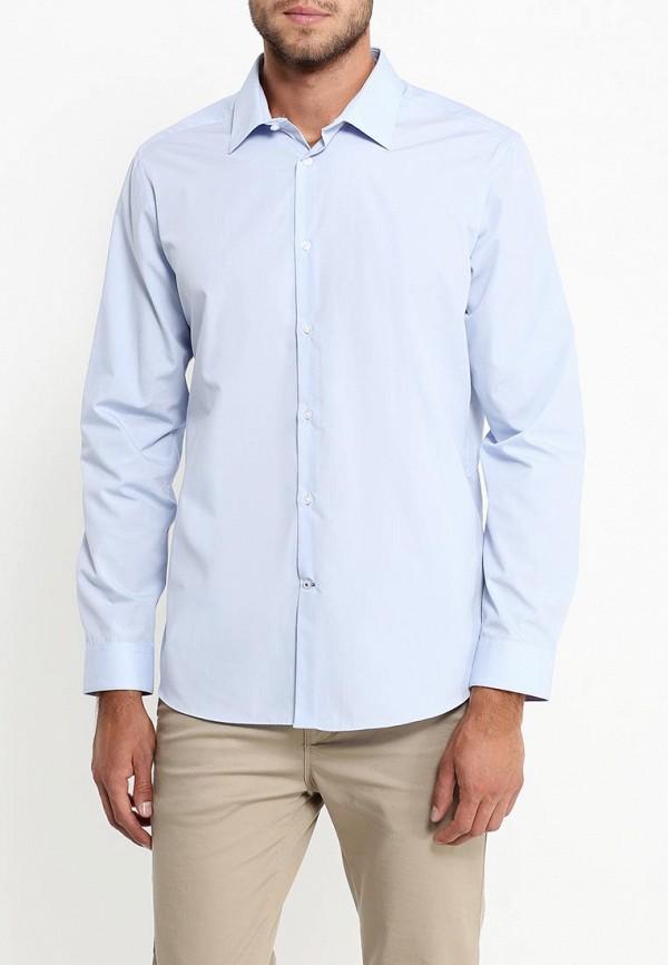 Рубашка с длинным рукавом Burton Menswear London 19E07JBLU: изображение 4