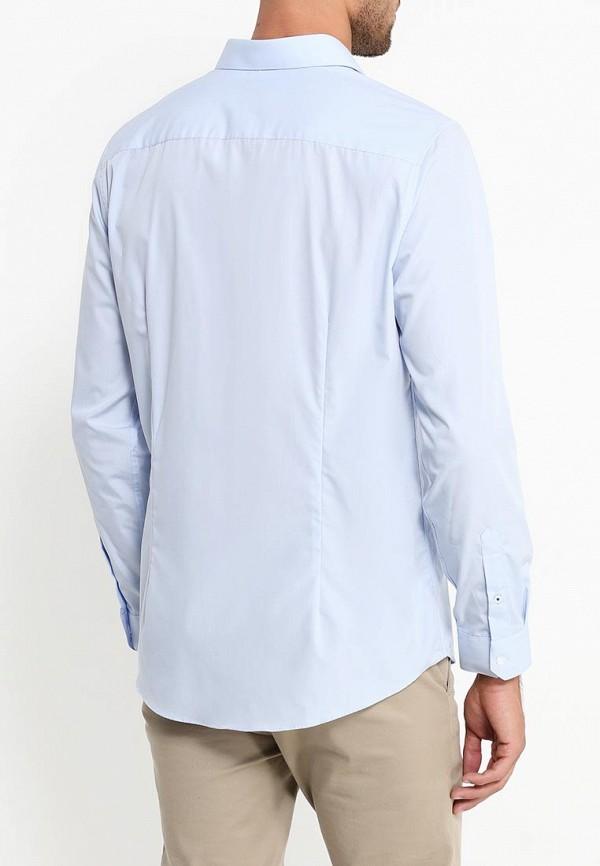 Рубашка с длинным рукавом Burton Menswear London 19E07JBLU: изображение 5