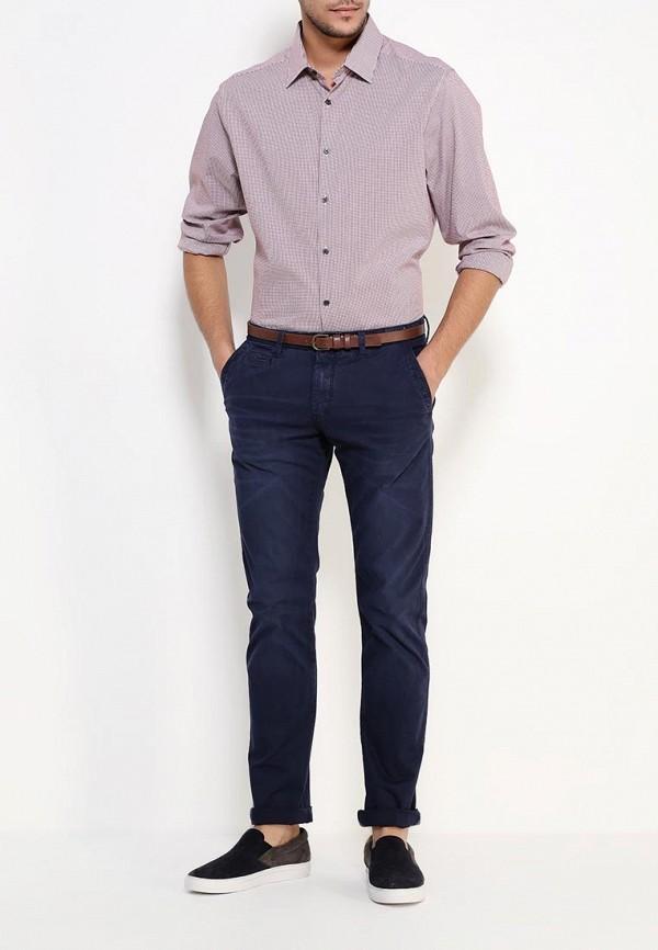 Рубашка с длинным рукавом Burton Menswear London 19F21IRED: изображение 2