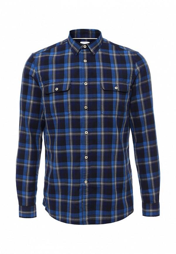 Рубашка с длинным рукавом Burton Menswear London 22C01JBLU: изображение 1