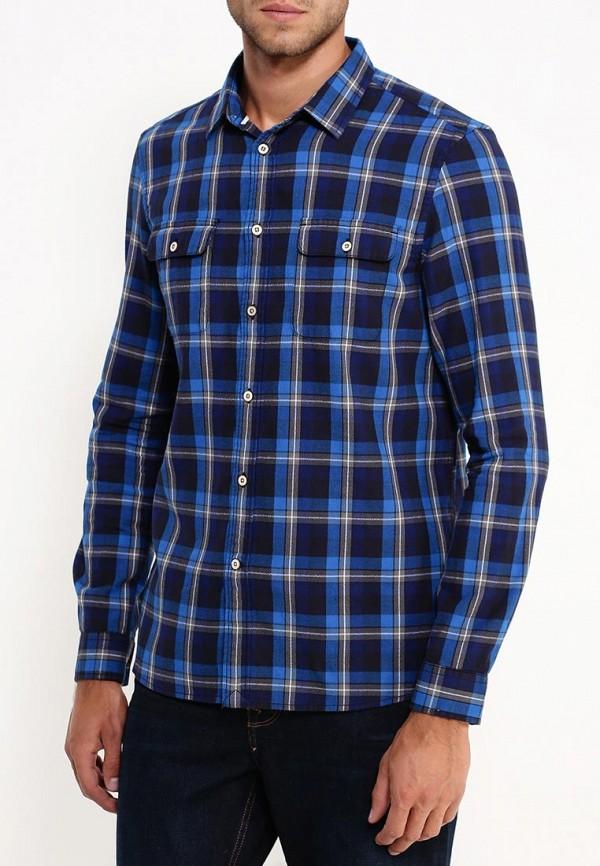 Рубашка с длинным рукавом Burton Menswear London 22C01JBLU: изображение 4