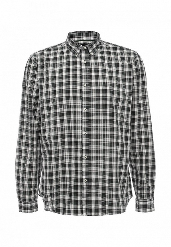 Рубашка с длинным рукавом Burton Menswear London 22C01JGRN: изображение 1