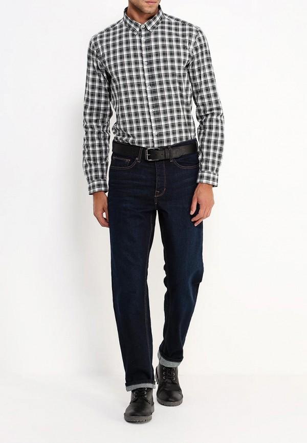 Рубашка с длинным рукавом Burton Menswear London 22C01JGRN: изображение 3