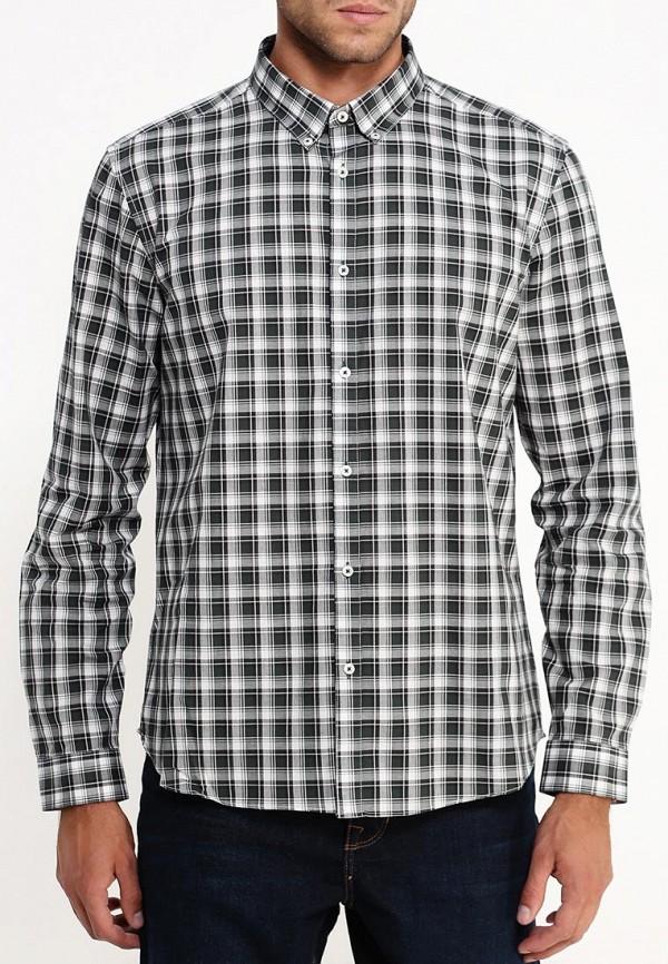 Рубашка с длинным рукавом Burton Menswear London 22C01JGRN: изображение 4
