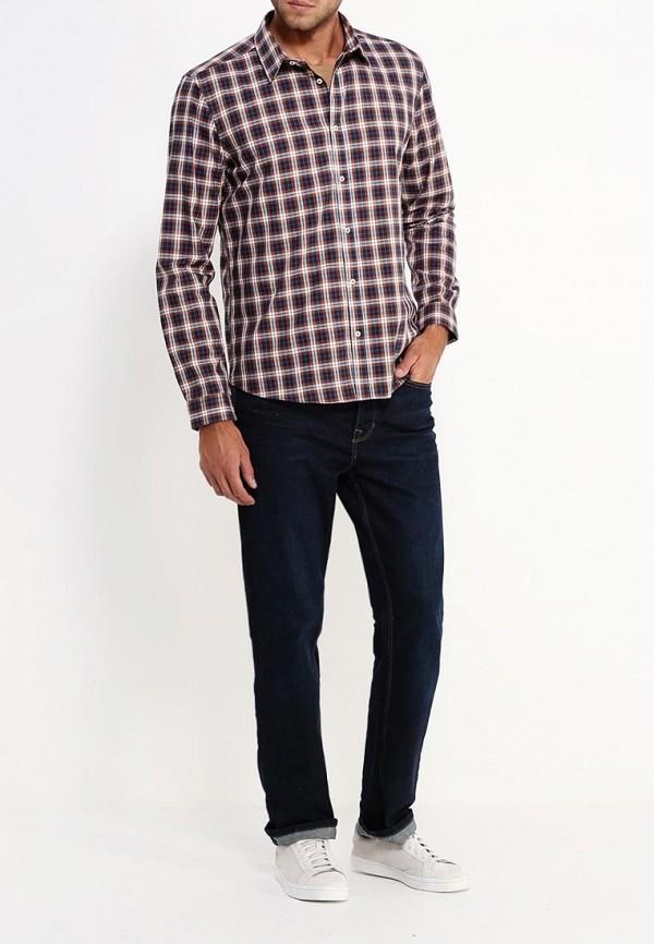 Рубашка с длинным рукавом Burton Menswear London 22C01JORG: изображение 3