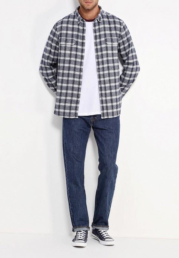 Рубашка с длинным рукавом Burton Menswear London 22C02JNVY: изображение 2