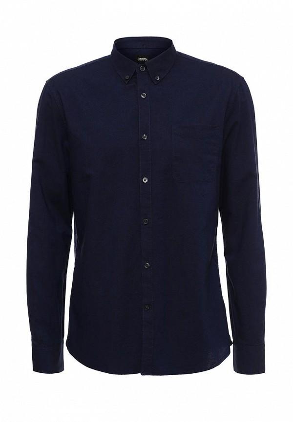 Рубашка с длинным рукавом Burton Menswear London 22O01JBLU: изображение 1