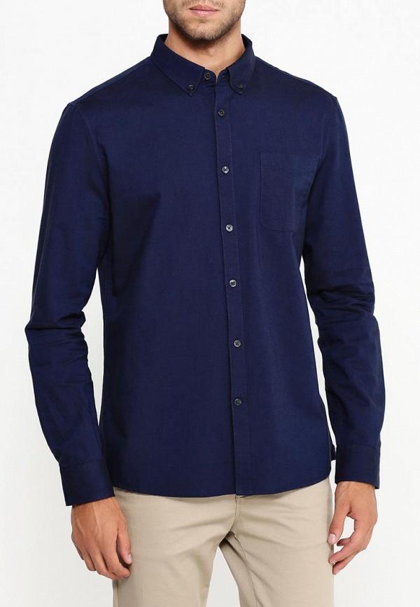 Рубашка с длинным рукавом Burton Menswear London 22O01JBLU: изображение 4