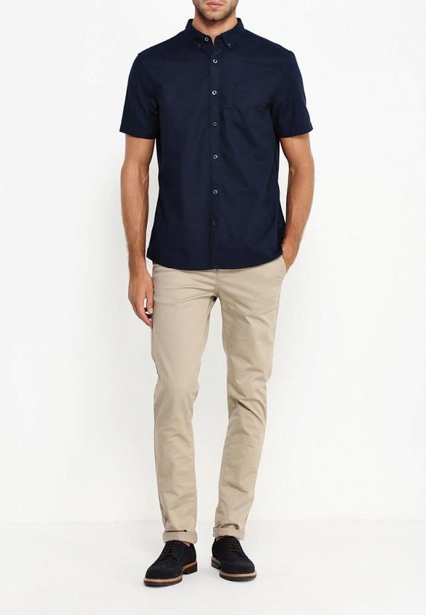 Рубашка с коротким рукавом Burton Menswear London 22O02JNVY: изображение 3