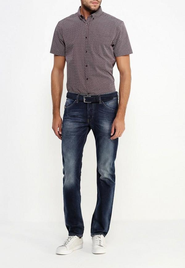 Рубашка с коротким рукавом Burton Menswear London 22P02JBUR: изображение 3