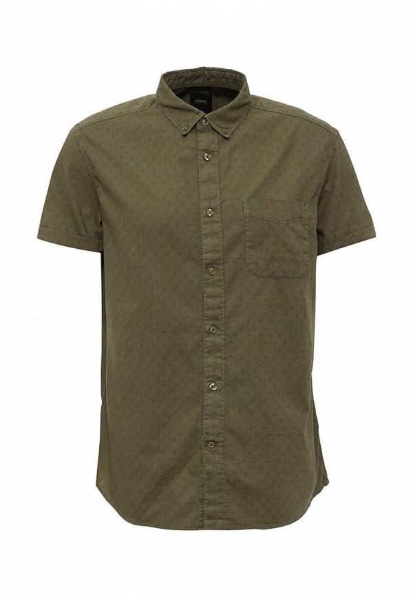 Рубашка с коротким рукавом Burton Menswear London 22P03JGRN: изображение 2