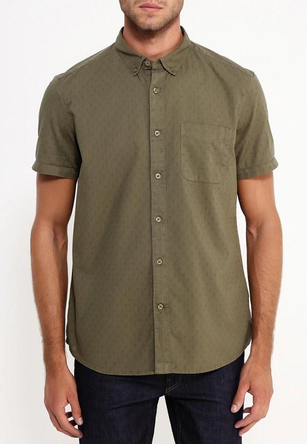 Рубашка с коротким рукавом Burton Menswear London 22P03JGRN: изображение 4