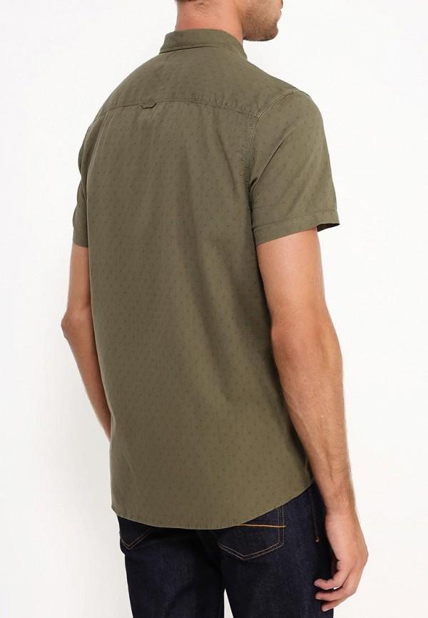 Рубашка с коротким рукавом Burton Menswear London 22P03JGRN: изображение 5
