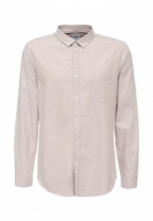 Рубашка с длинным рукавом Burton Menswear London 22P03JNAT: изображение 2